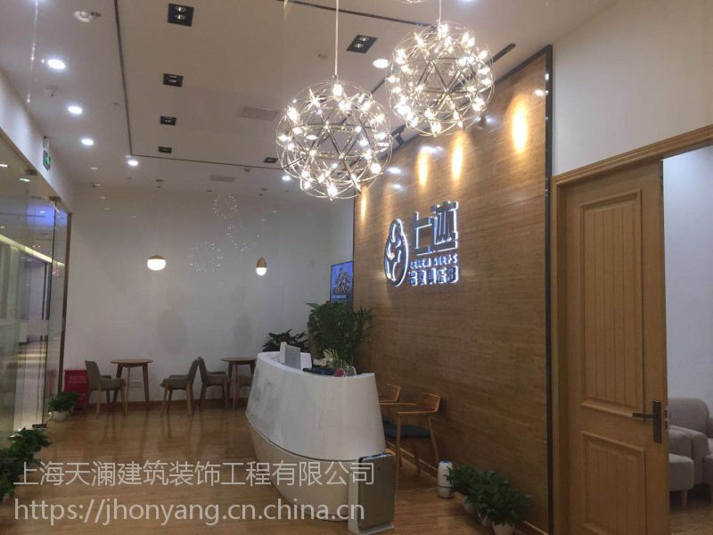 闵行漕河泾厂房装修丨漕河泾办公室装潢设计丨工厂装修公司