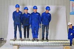 江苏厂家加工定制耐高温大口径镀锌螺旋风管
