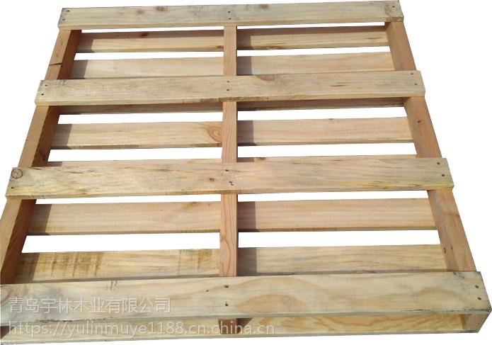烟台木托盘 运输淀粉木托包装载重1吨