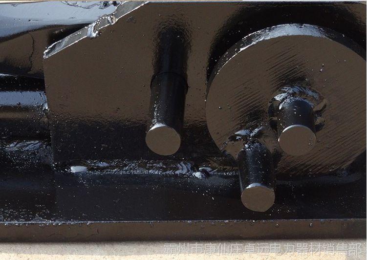 地线煨弯器 铁路用接触线煨弯的专用工具接触网用导线煨弯器