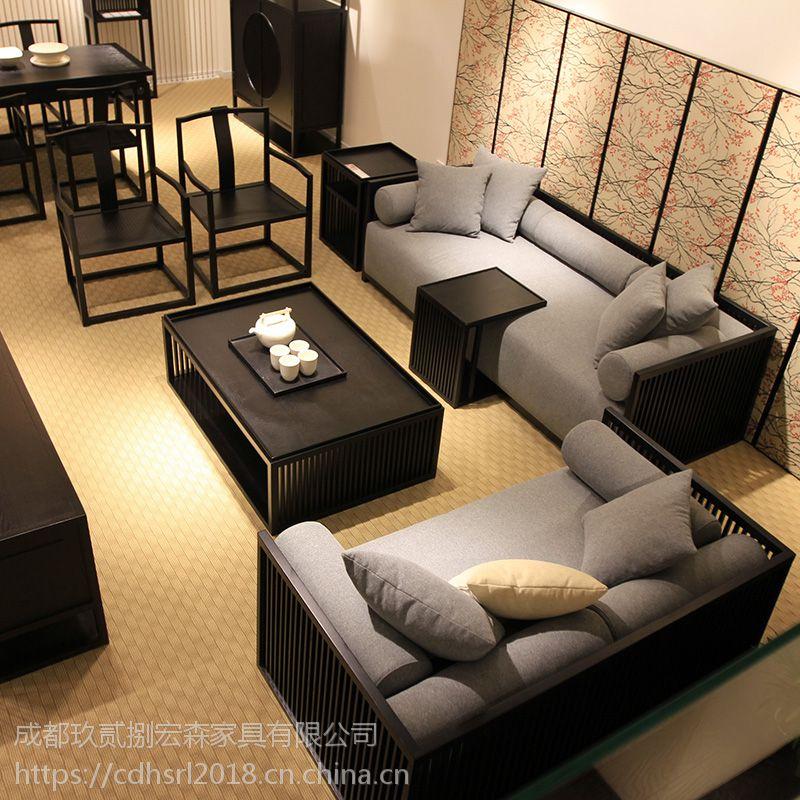 重庆明清仿古实木家具定做定制、传统中式家具酸枝家具徐州图片