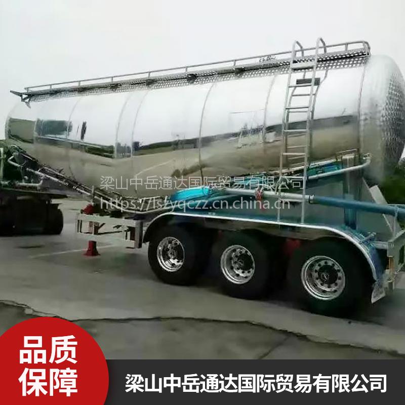 乌鲁木齐陆锋高承载力骨架半挂车加工定制厂家销售