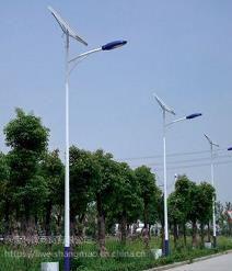 河北路灯杆 河北太阳能路灯灯杆厂家