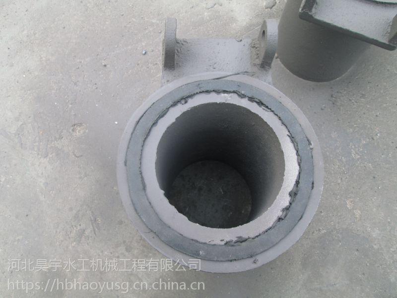 河北省昊宇水工单向水流铸铁拍门垂直安装欢迎采购