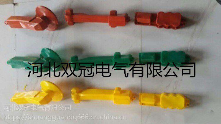 厂家供应卡口式绝缘护套价格 电力电线绝缘护套型号 硅橡胶绝缘护套规格