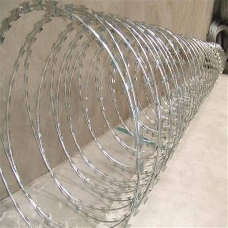 刀片刺网护栏网 四川刀片刺网 刺绳围栏