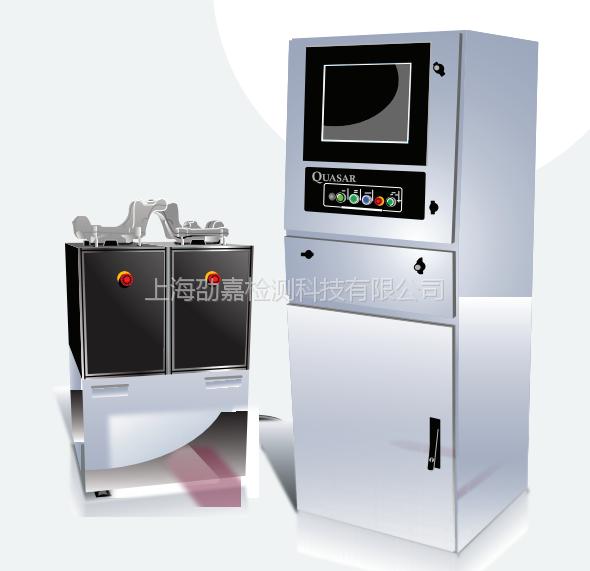 Magnaflux PCRT过程补偿声共振无损检测系统Quasar4000