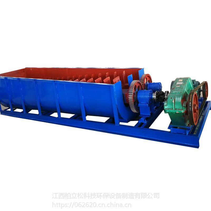 厂家供销高效率沙子大型卧式RXL1000石子清洗设备售后服务江西柏立松/bolisong