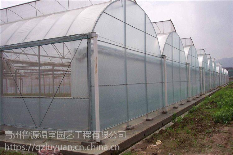 宁夏中药材温室大棚连栋、塑料PO膜型专业承建厂家