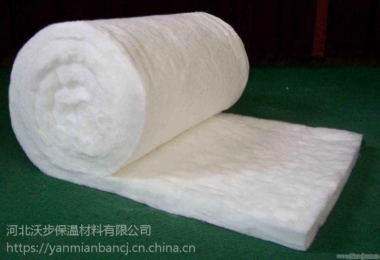 专业订做普通硅酸铝针刺毯,防火厂家
