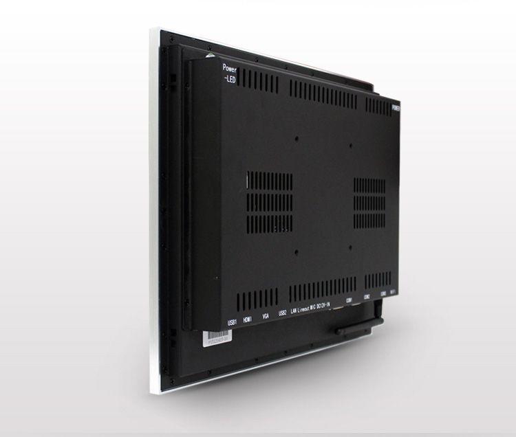 中冠智能Y21.5寸10MM工业一体机厂家