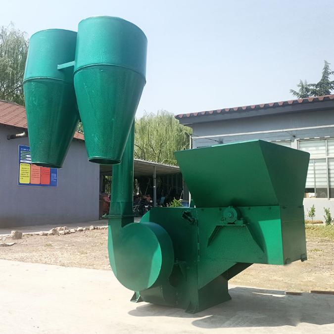 多功能秸秆粉碎机厂家 锤片粉碎机价格  花生秧粉碎机