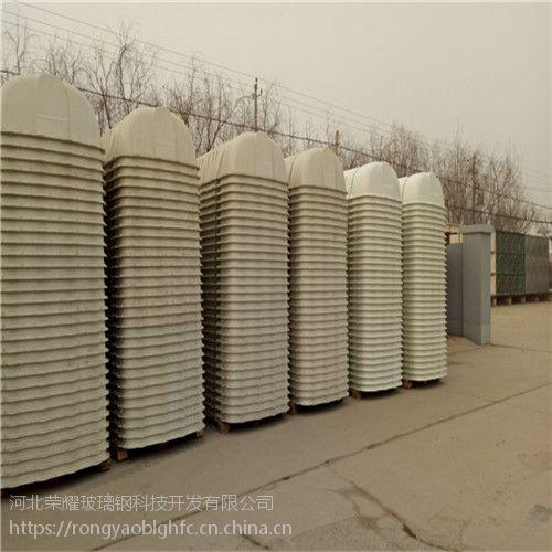 圆筒玻璃钢化粪池生产商_组合式SMC模压化粪池安装