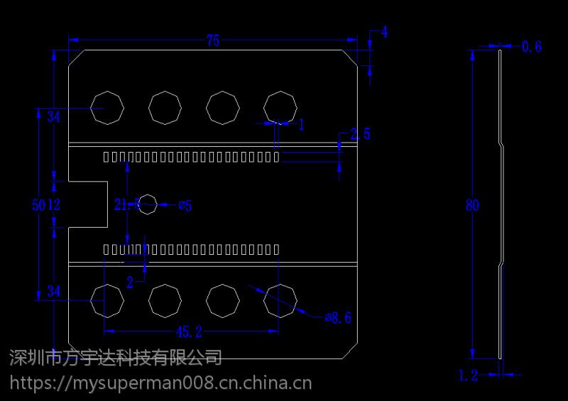 深圳厂家生产电子五金冲压件 电解板五金件 量大从优