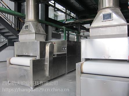 航大科技电磁回转炉(HD-lx9001)-ZL200810018370.2