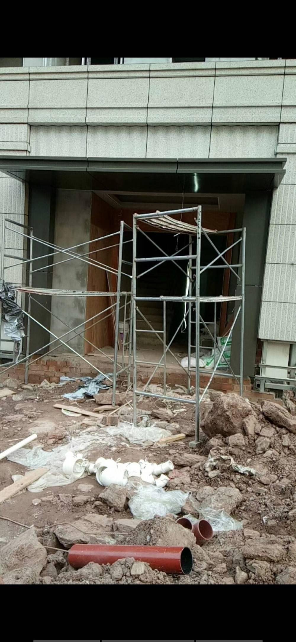 供应德普龙平面 异形无锡户外幕墙铝单板 铝板厂家