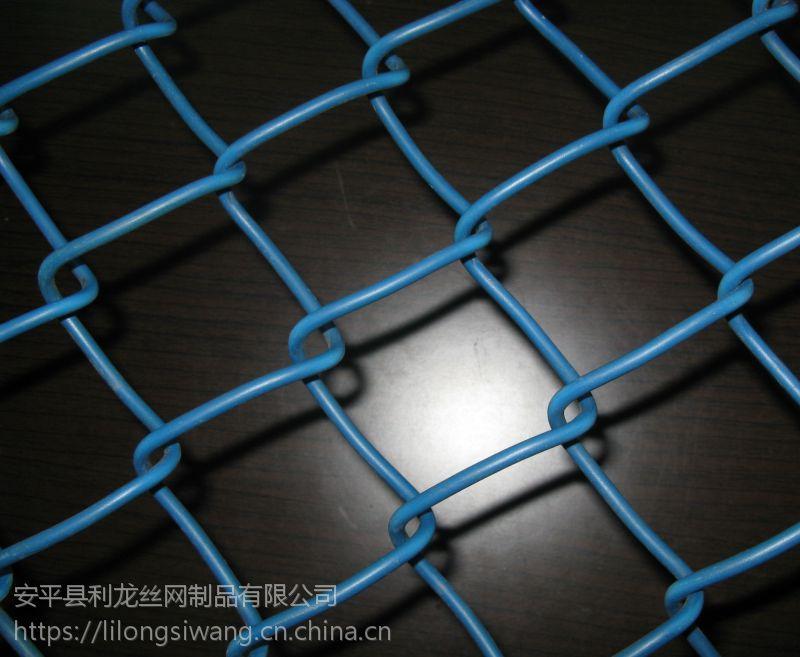 镀锌勾花网客土喷播挂网体育场围栏网学校围栏网量大从优