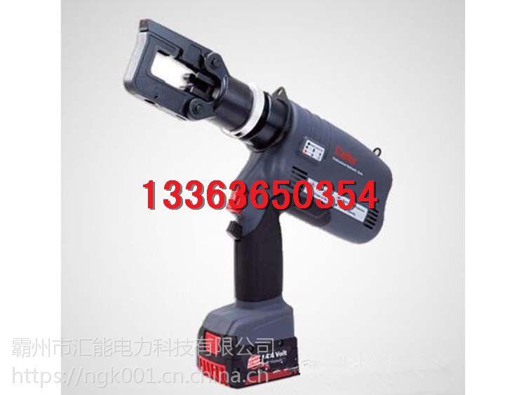 充电式免换模点压钳 HEC-150电缆压接钳 美国KuDos线缆压接机汇能