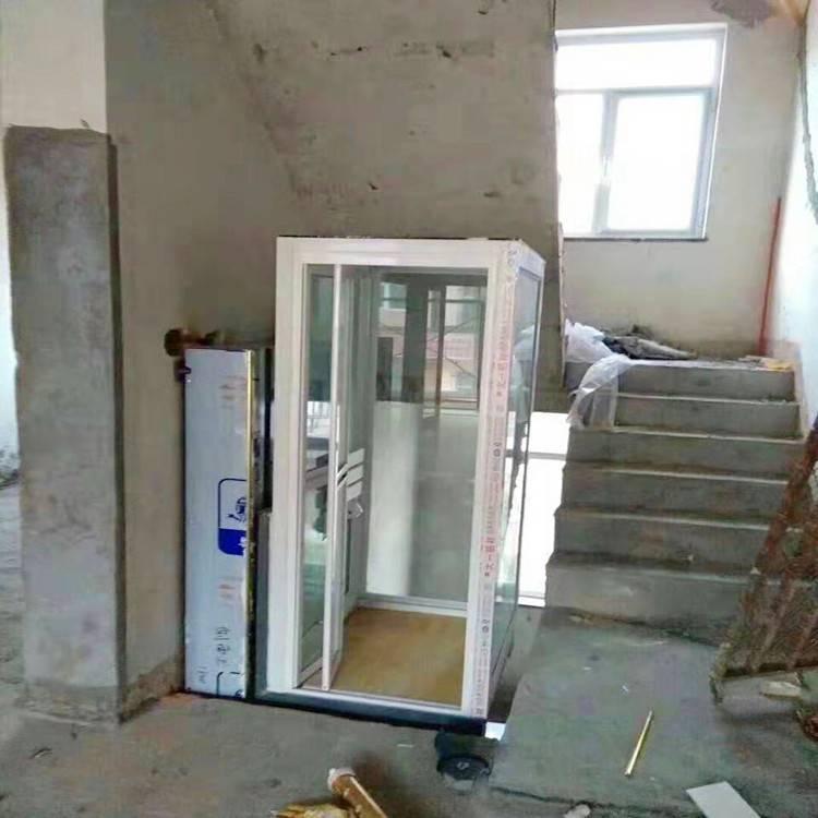 济宁家用室内小型升降电梯的生产厂家/坦诺家用电梯定做