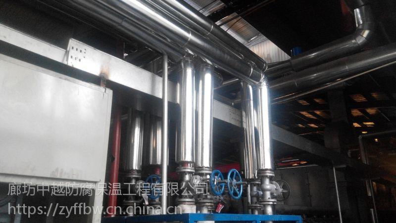 供应沧州橡塑保温施工铁皮保温施工锅炉房保温施工保温技术精湛