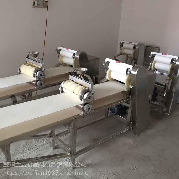 陕西手工擀面皮机|全自动洗面机|擀面皮机