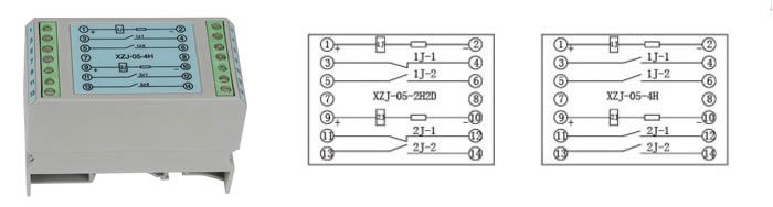 国电南自中间继电器XZJ-05-4H现货供应