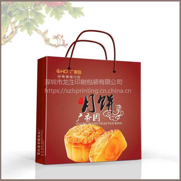 手提袋印刷,特种纸手提袋印刷,深圳龙泩印刷包装公司专业定制