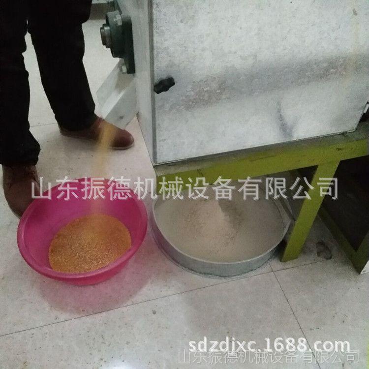 绿色环保面粉石磨机 生产面粉石磨  振德 电动石磨机 加工定做