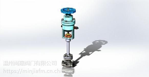 WJ641H不锈钢波纹管气动切断阀
