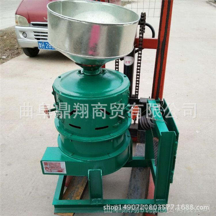 江苏泰州多功能稻子碾米机 碾米机厂家直销 小型碾米机报价