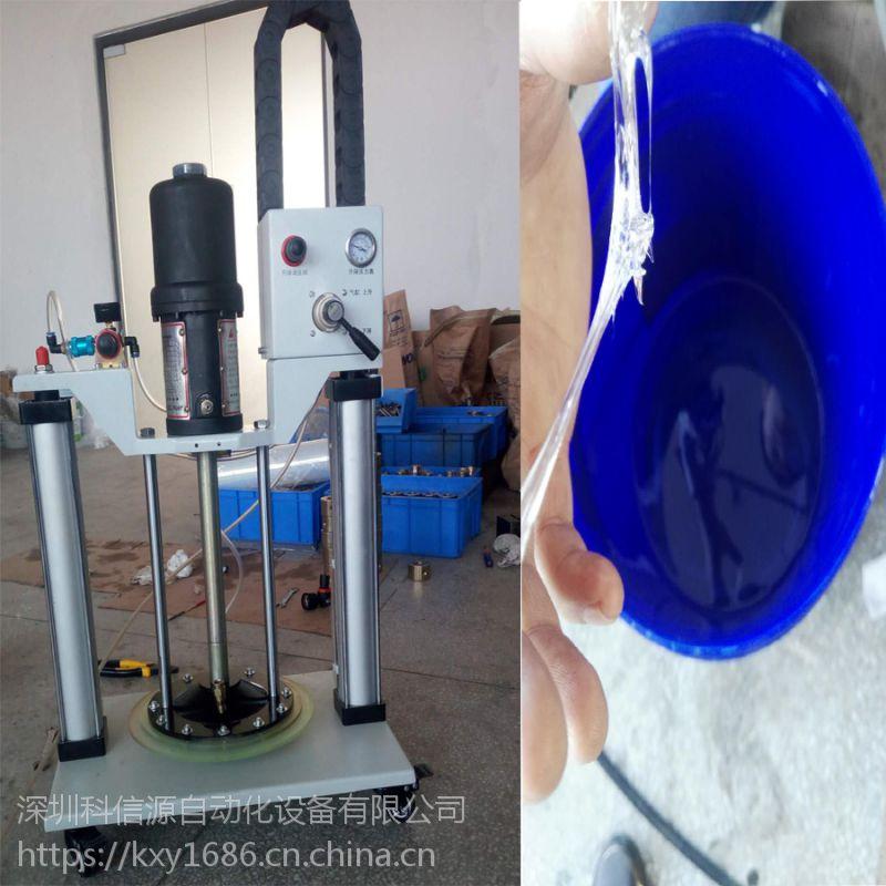 深圳科信源自动化设备有限公司45:1阻尼油定量设备