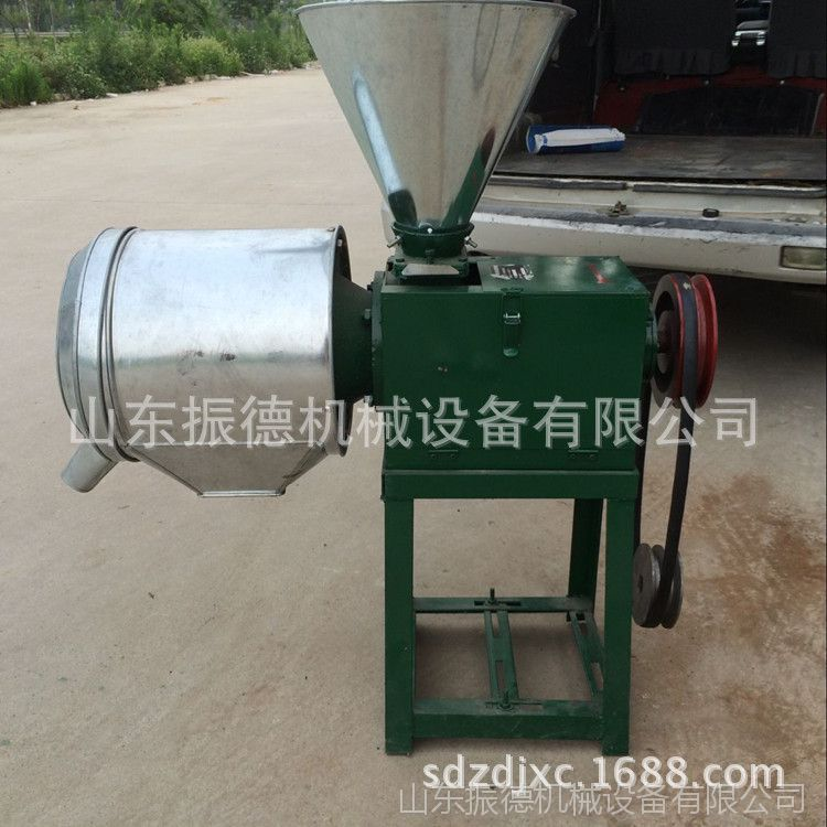 杂粮加工粉面机 振德直销 玉米高粱磨面机 电动粉碎磨面机