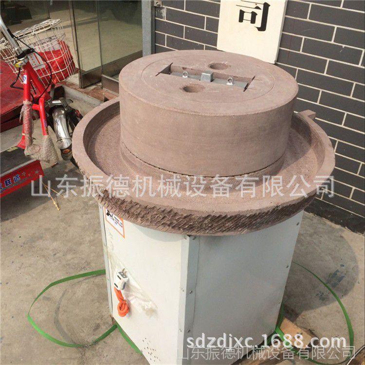 豆制品磨浆机 多用途香油肠粉石磨机 商用麻汁石磨机 振德直销