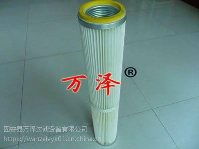 阿特拉斯钻机D-55集尘器除尘滤芯厂家现货【万泽】