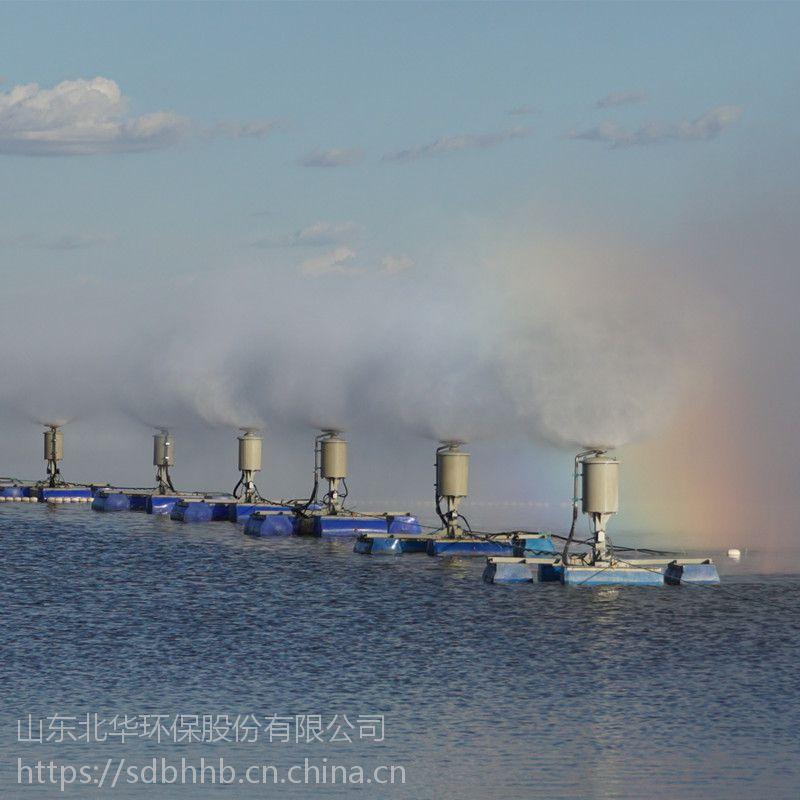 间冷塔内脱硫废水池机械雾化蒸发器 北华制造