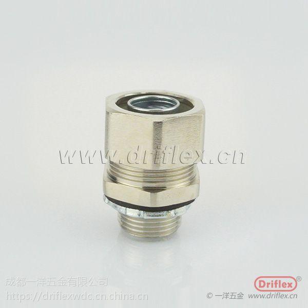 西宁金属连接器 不锈钢304、316材质接头 多种螺纹可选择 非标件