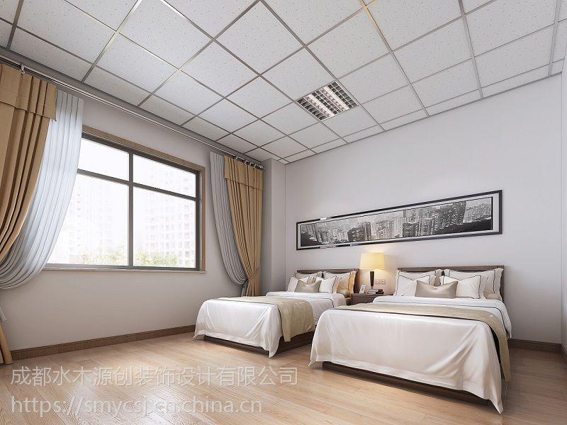 成都养老酒店设计方案—水木源创装饰