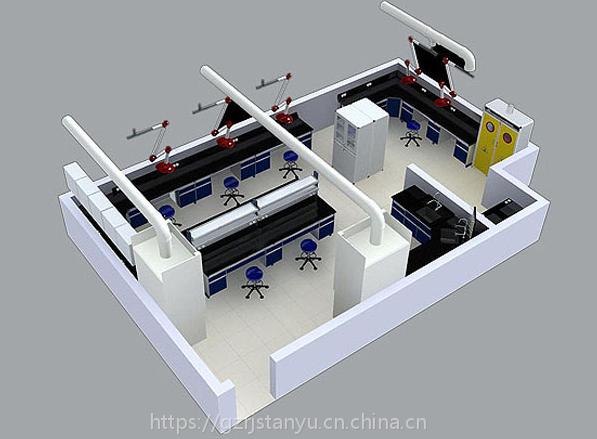 WOL 承接理化实验室设计规范