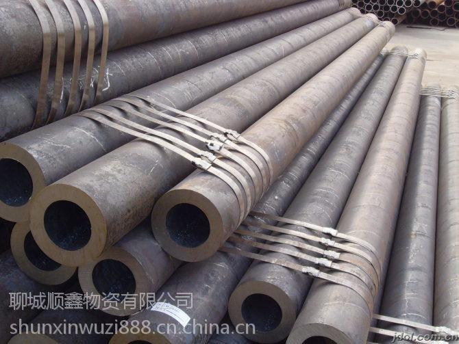 鞍钢q345b厚壁无缝钢管/山东厚壁无缝钢管厂