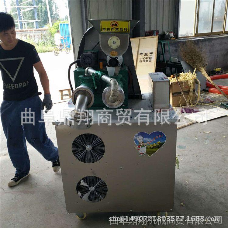 意大利面专用大型面条机 小麦面粉优质面条机厂家 家庭用面条机