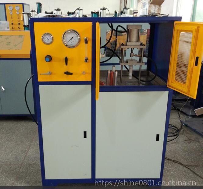 高精度压差法密封性试验台 气密性测试机