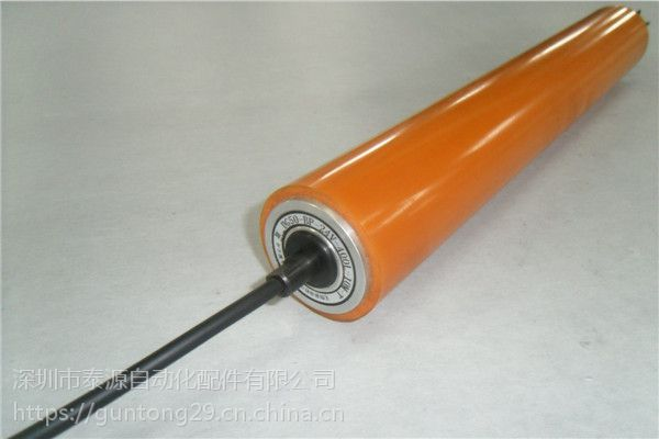 专业生产托辊,无动力滚筒,包胶滚筒
