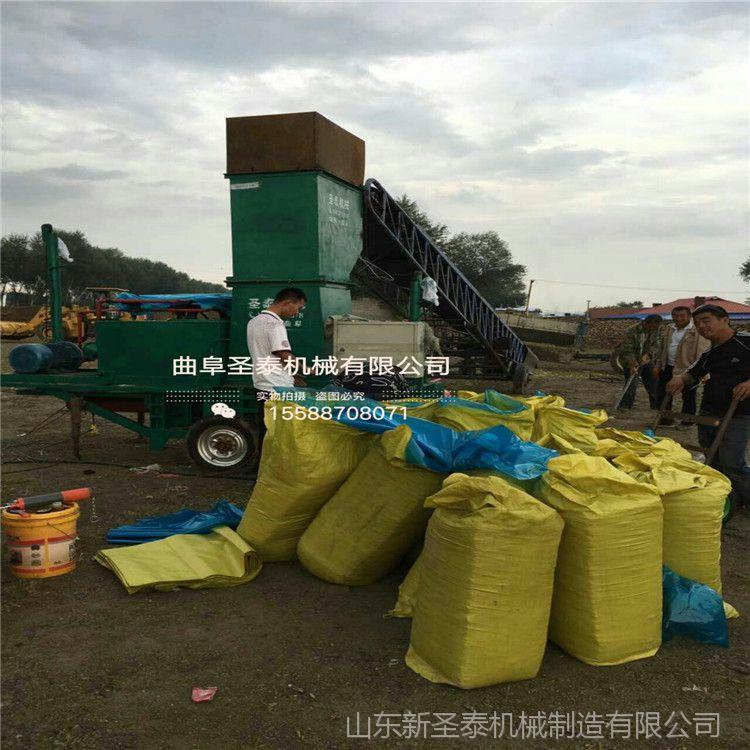 襄阳市青储饲料压块机 秸秆饲料打包机 玉米秸秆饲料压块机