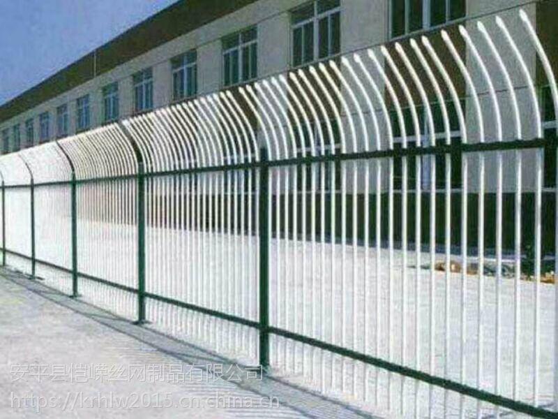 安平恺嵘市政护栏生厂家 锌钢围栏