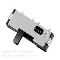 滑動開關 M.VS 1385 外形尺寸:3.5mm*11.0mm*2.0mm