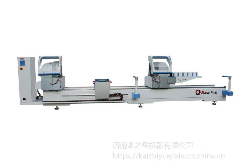 工业铝设备 凯岳机器数控切割锯 600铝型材切割锯
