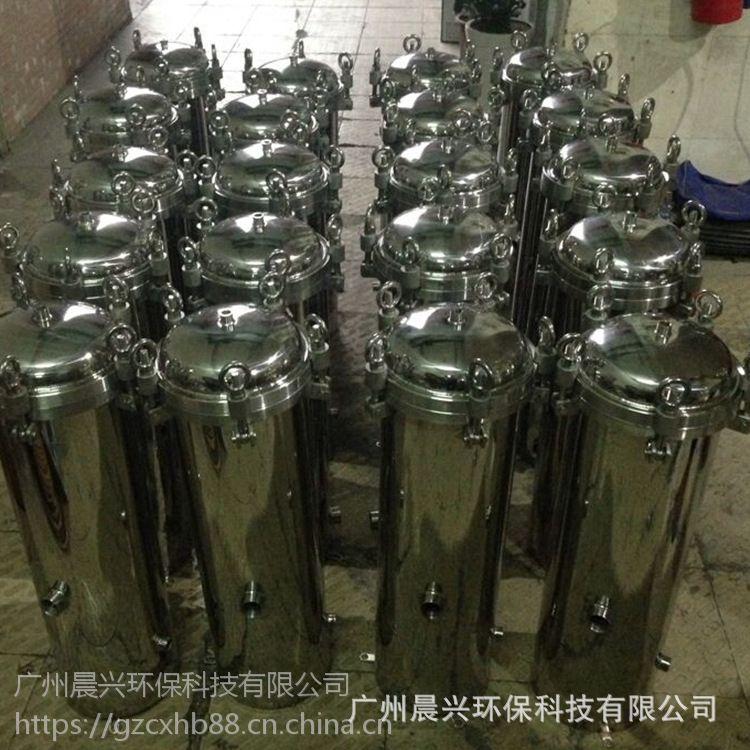 厂家专供水润滑油油漆涂料袋式过滤器袋式不锈钢过滤器