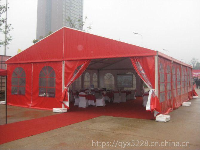 扬州喜蓬租赁,高邮婚庆大蓬,宝应餐饮喜棚出租,定做红色喜篷,亚太喜蓬厂家