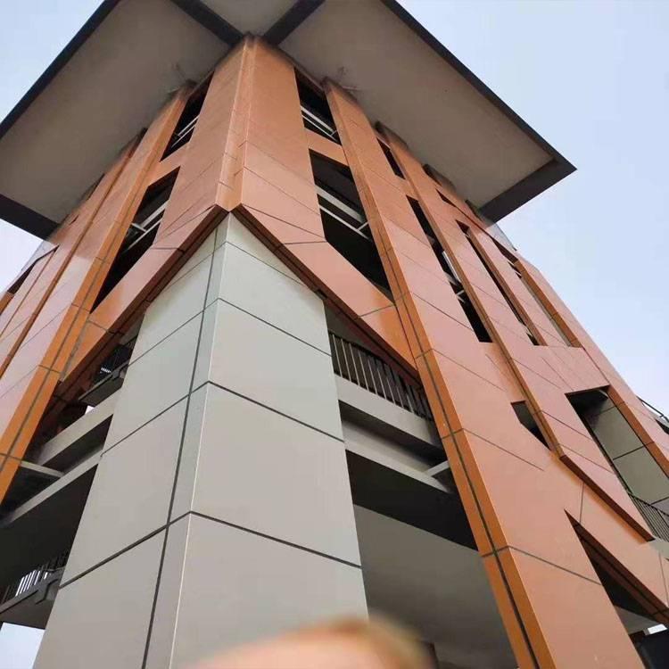 杭州铝单板厂家 2.5mm外墙铝单板价格_欧百得