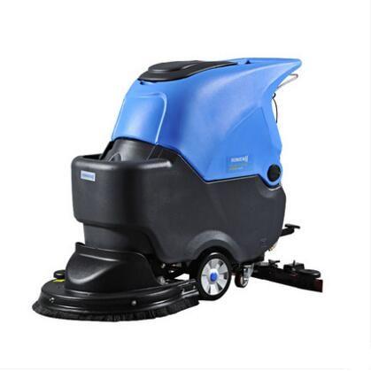 湖州工厂用驾驶式洗地机 容恩品牌洗地擦地机 厂家直销